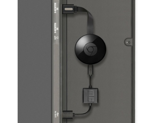 Chromecast Size 2